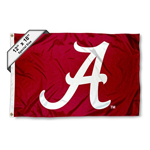 University of Alabama Golf Cart and Boat Flag by College Flags and Banners Co.