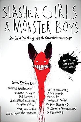 Amazon com: Slasher Girls & Monster Boys (9780147514080): April