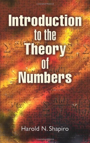 Introduction to the Theory of Numbers (Dover Books on Mathematics)