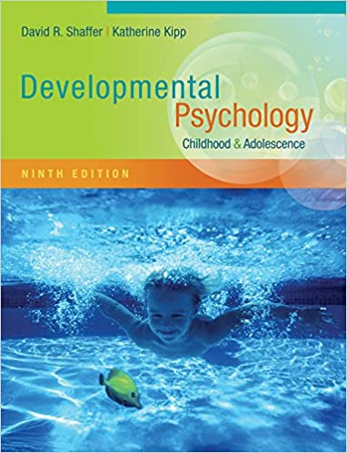 cengage advantage books developmental psychology childhood and adolescence 8th egith edition