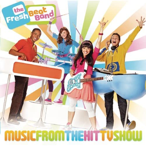 Amazon.com: Music From The Hit TV Show: The Fresh Beat Band: MP3 ...