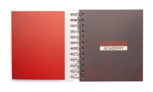 Amazon.com : Erik Agenda ESCOLAR London Daily Planner, Dated ...