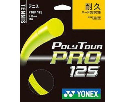 Yonex Poly Tour Pro 125 16L Tennis String
