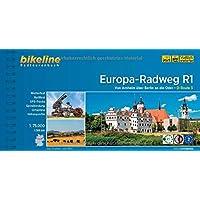 bikeline Radtourenbuch: Europa-Radweg R1: Von Arnheim über Berlin nach Küstrin an der Oder, wetterfest/reißfest