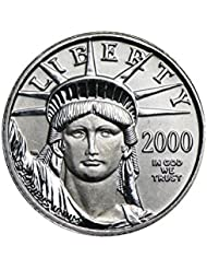 1997 to 2014 $100 Platinum Eagle (1 Ounce) .9995 Pure $100 Uncirculated