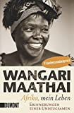 Taschenbücher: Afrika, mein Leben: Erinnerungen einer Unbeugsamen