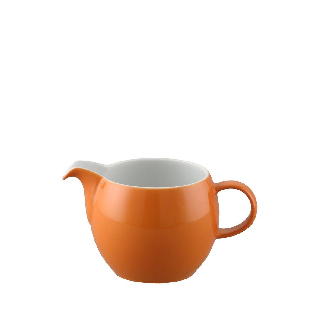 Rosenthal Thomas Porzellan Sunny Day Milchk/ännchen Orange 0,2 l 6 Personen