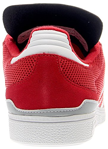 adidas Originals Herren Busenitz Fashion Sneaker rot