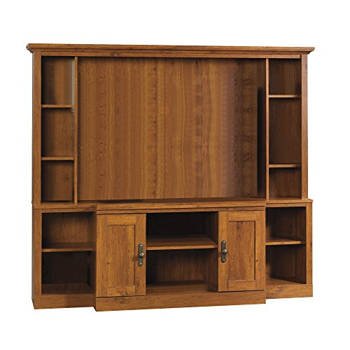 Entertainment Center Unit - Sauder 404963 Harvest Mill Home Theater, For TV's up to 47