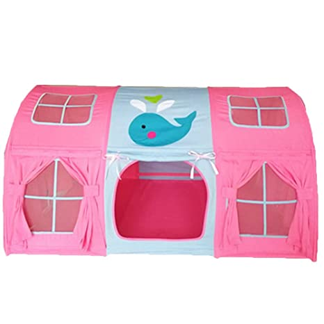 Play House Carpa Infantil Theatre Bed, Carpa de privacidad ...