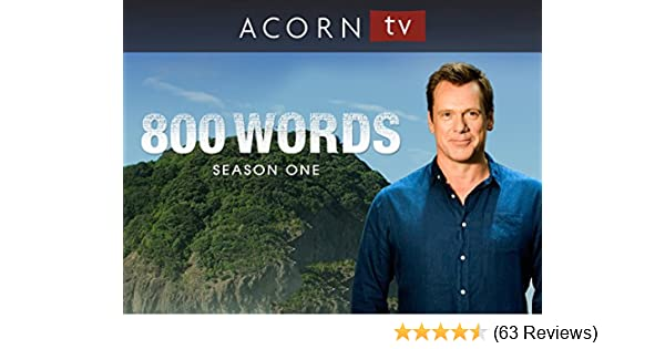 8f14e55e8 Amazon.com: Watch 800 Words - Series 1 | Prime Video