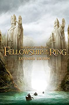 Lord of the Rings: The Fellowship of the Ring - Extended Edition / Amazon Video