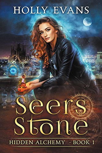 Seers Stone (Hidden Alchemy 1) Bisexual treasure-hunting alchemist.