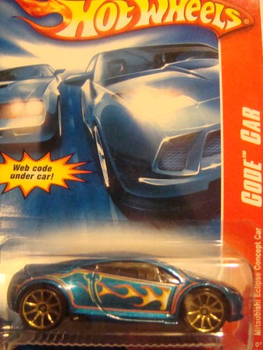 mitsubishi eclipse hot wheels - 8