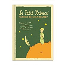 Le Petit Prince Vintage Galore Collection Blank Notebook: Lp8667