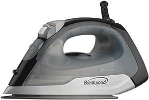 BrentwoodMPI-53Non-StickSteamIron,Black