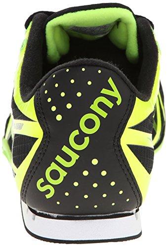 Saucony Menns Hastigheten På Beltene Citron / Slim
