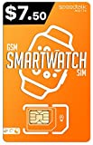 SMART WATCH SiM CARD | 3 in 1 SIM CARD | GSM 2G 3G 4G LTE - Smartwatches, Kids Smartwatch and Wearables