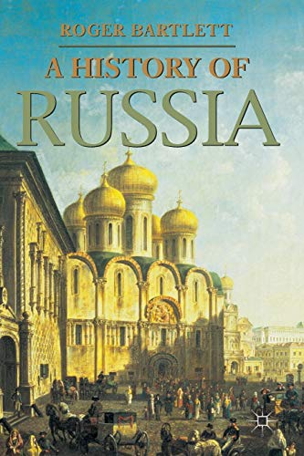 A History of Russia (Macmillan Essential Histories)