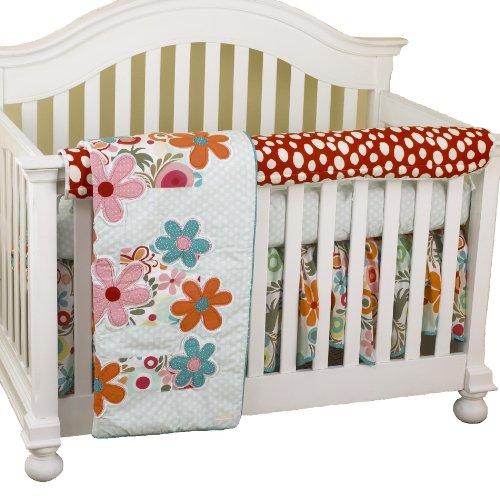 front crib rail cover set