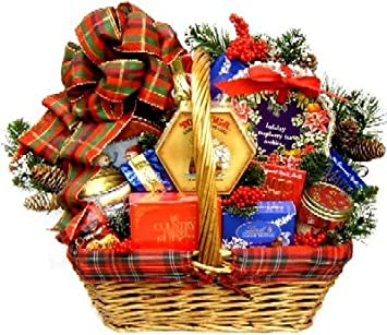 olde time memories gourmet christmas gift basket gift for the whole family
