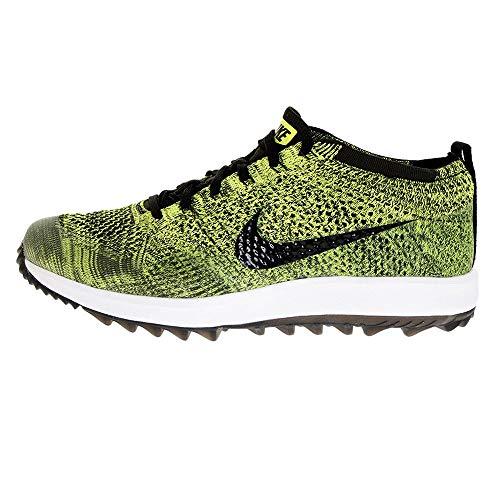 (Nike New Flyknit Racer G Spikeless Golf Shoes Medium 10.5 )