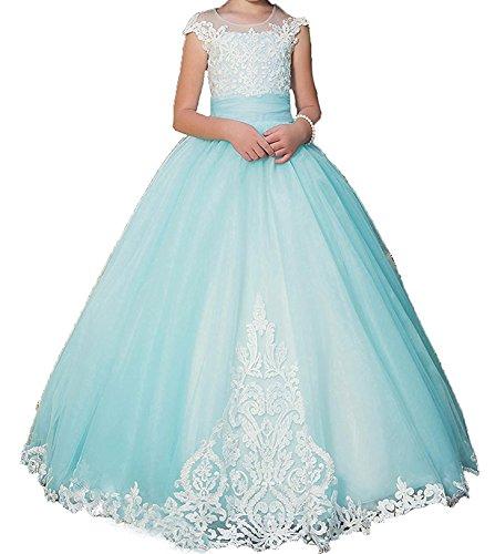 Pretty Blue Dress - 7