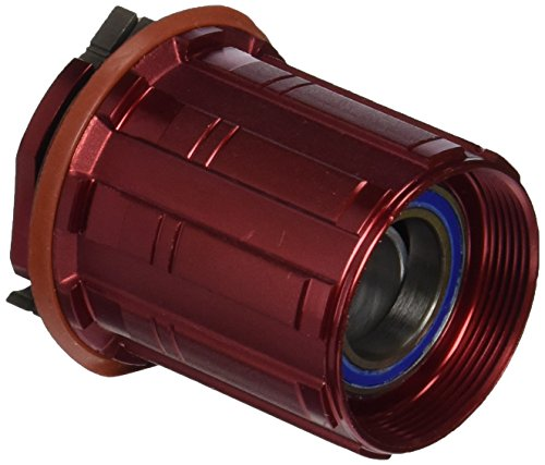 Red Zipp Freehub Body For 182 Hubs 06-08 Shimano/sram by Zipp