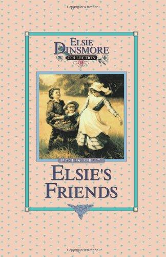 Elsie's Friends: Martha Finley, Volume 13 of 28 Volume Set, Collector's Edition, paperback.  Elsie's Friends at - Outlet Woodburn