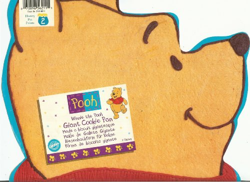 Wilton Winnie The Pooh Giant Cookie Pan (The Pooh Merchandise Winnie)