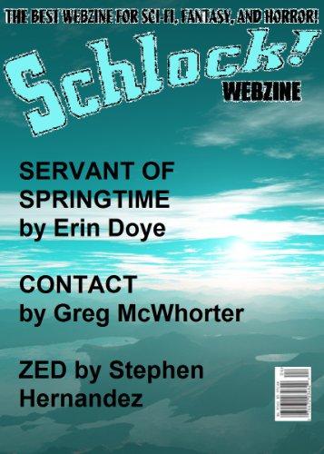 Schlock! Webzine Vol 5, Issue 21
