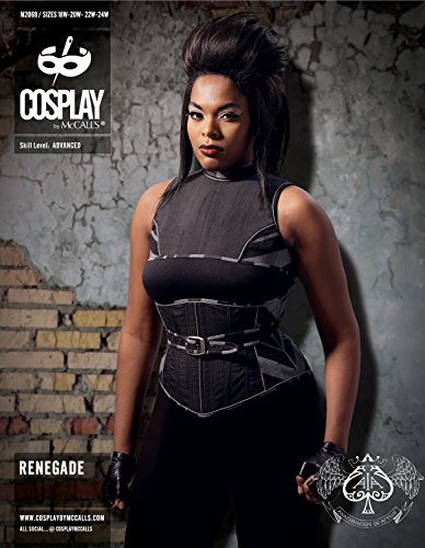 Costumes Patterns Plus Size (Cosplay by McCall's M2069KK0