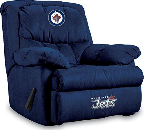 Leather Sofa Winnipeg: Winnipeg Jets Recliner, Jets Leather Recliner, Jets Easy Chair
