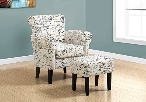 Monarch Specialties 8175 Accent Chair
