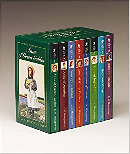 ANNE OF GREEN GABLES COLLECTION EBOOK DOWNLOAD