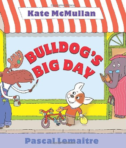 Read Online Bulldog's Big Day pdf