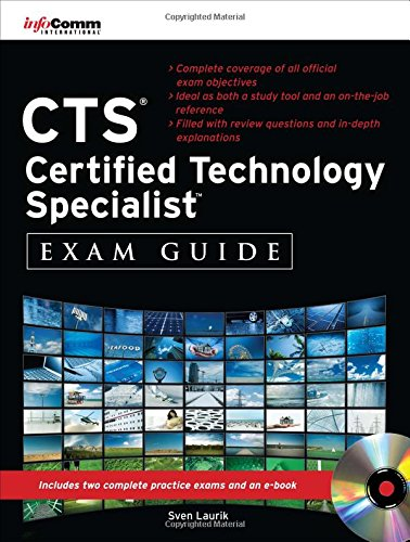 CTS Certified Technology Specialist Exam Guide Factory Av Systems