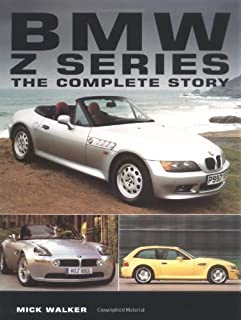 BMW Z-series: The Complete Story