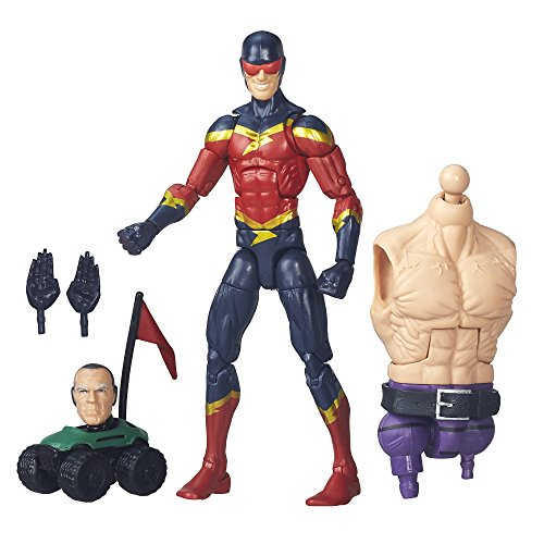 Marvel Legends Series: Superior Foes of Spider-Man: Marvel's Speed Demon
