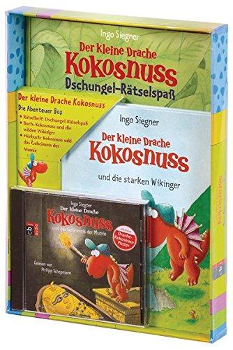 Der kleine Drache Kokosnuss - Das Abenteuer-Box-Set (Spiel- und Beschäftigungsspaß, Band 3)