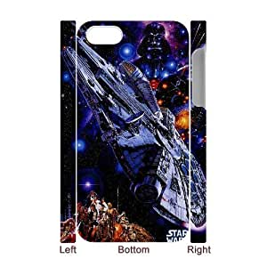 ANCASE Diy hard Case Star War customized 3D case For Iphone 4/4s