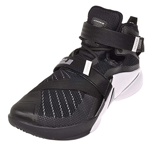 Homme Blanc Lebron Sport Ix Anthracite Nike Soldier De basketball Argenté Noir Chaussures ZFq0qWzA