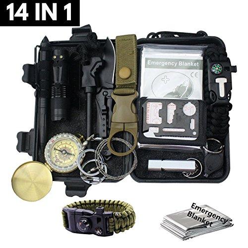 Emergency Survival Kit Camping H...