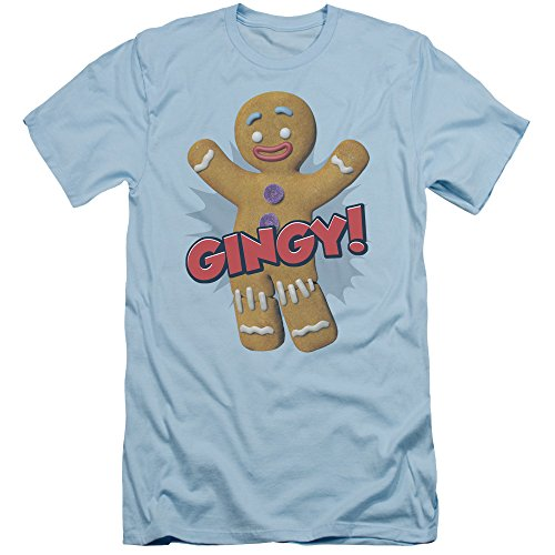 2Bhip Shrek Animated Children's Comedy Movie Gingy Gingerbread