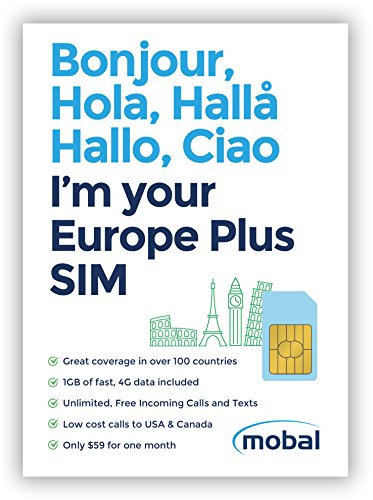 Prepaid Sim Card for Traveling to London