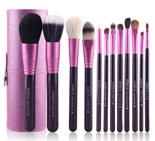 ZOREYA Makeup Luxury Brushes Exclusive