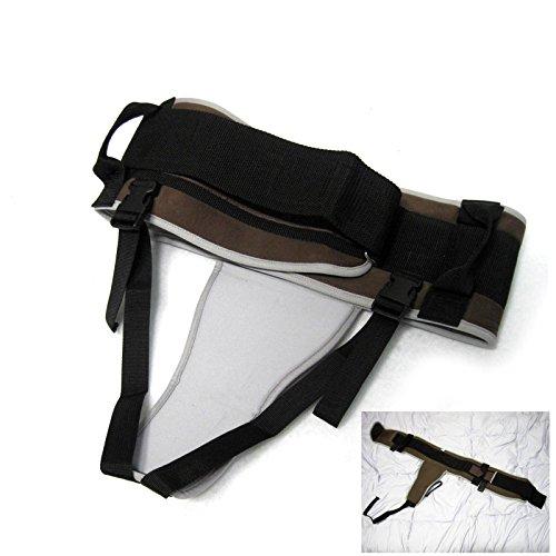 Safety Transfer Gait Belt With Groin Belt Patient Handling Walking Assistant Belt Nursing Belt by Ihwa Yanghang