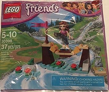 LEGO Friends 2016 ADVENTURE CAMP BRIDGE 30398