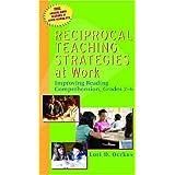 Reciprocal Teaching Strategies at Work