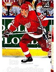c50db386b Amazon.com  (CI) Darren McCarty Hockey Card 1997-98 Pinnacle (base) 176  Darren McCarty  Collectibles   Fine Art